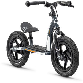 s'cool pedeX easy 12 Kinderen, darkgrey/black matt